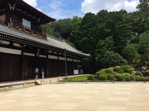 東福寺の開山堂