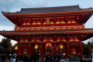 浅草寺 宝蔵門