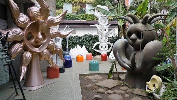 岡本太郎記念館5