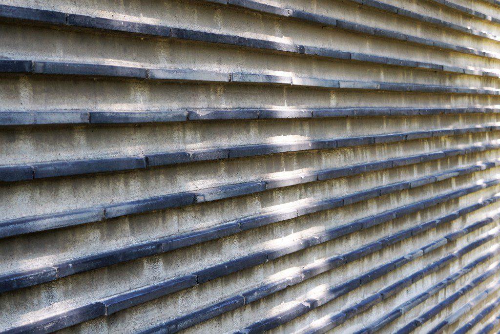 湯島聖堂の塀