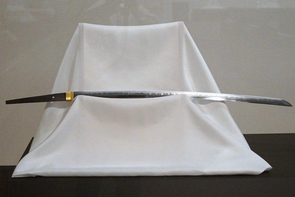 東京富士美術館 ザ・刀剣 日本刀 4