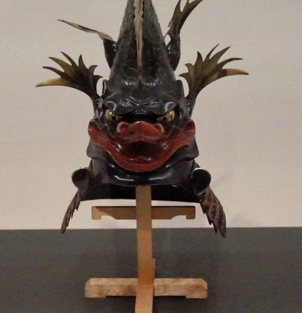 東京富士美術館 ザ・刀剣 カブト2