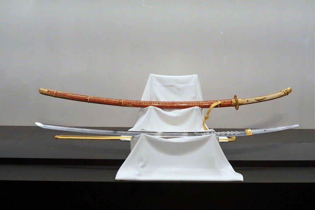 東京富士美術館 ザ・刀剣 大太刀
