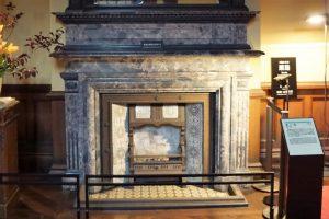 旧岩崎邸暖炉