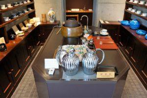 金子茶房 会計スペース