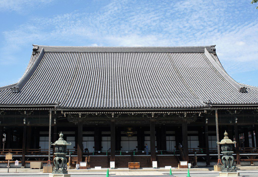 西本願寺 阿弥陀堂