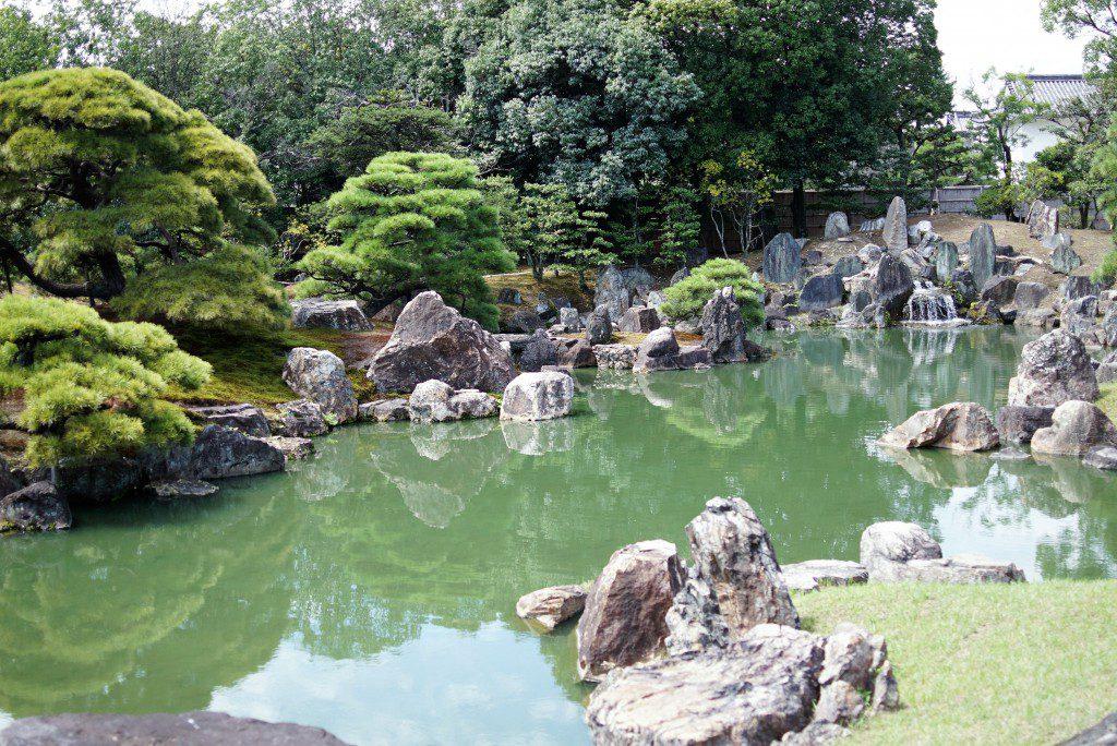 二条城 二の丸庭園