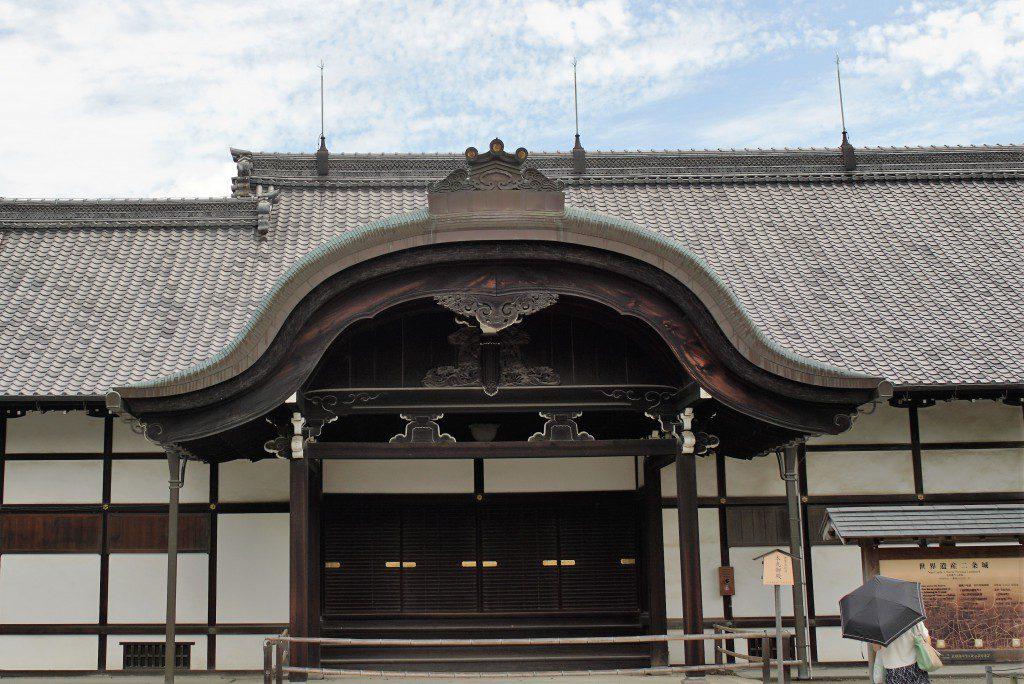 二条城本丸御殿 玄関