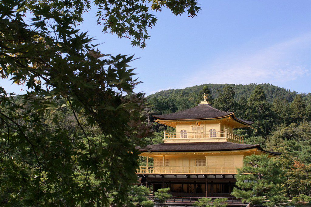 京都 金閣寺 2