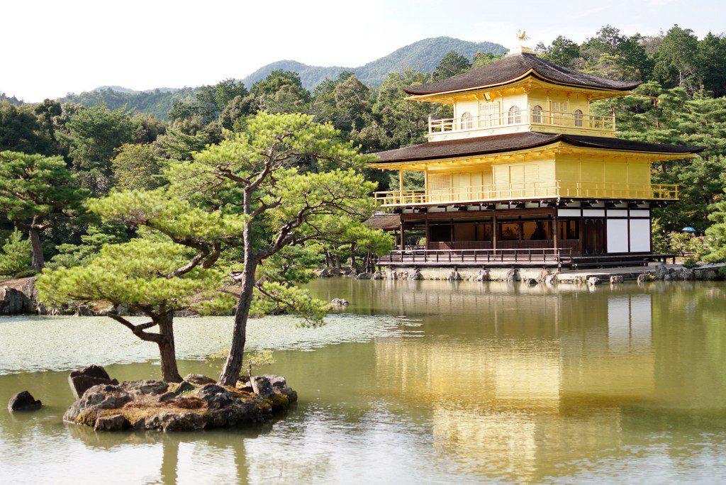 京都 金閣寺 3
