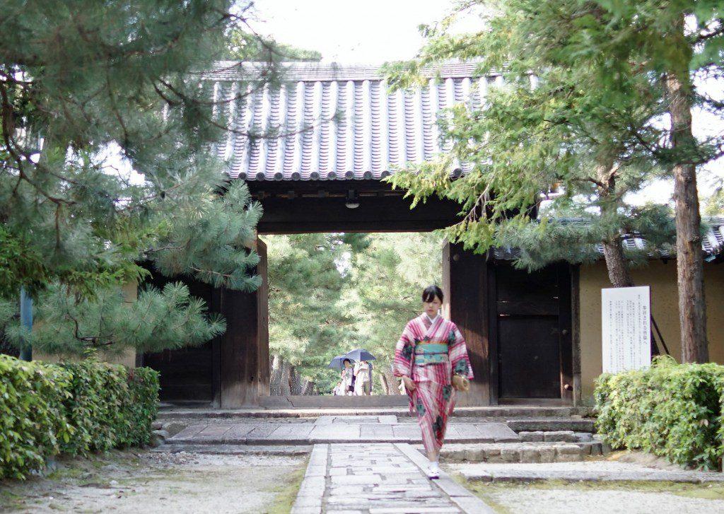 京都 大徳寺南門