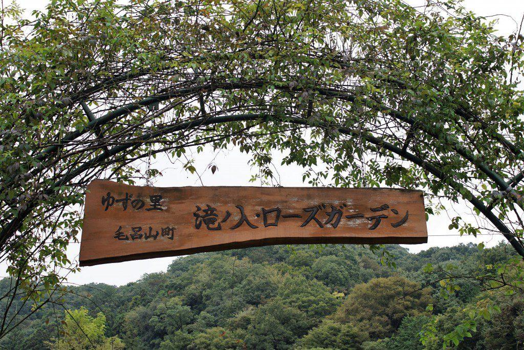 毛呂山町滝ノ入ローズガーデン