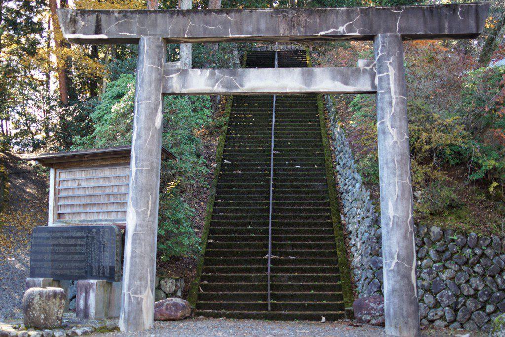 奥多摩湖 小河内神社