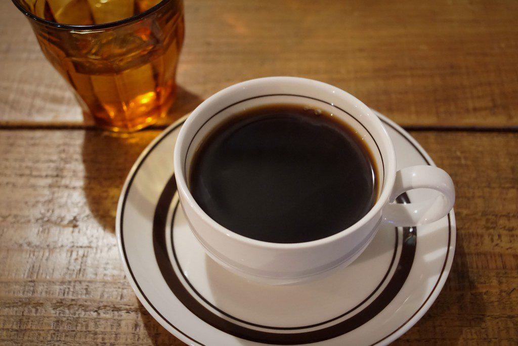 ジョンソンタウン guzuri珈琲店 ネルドリップコーヒー