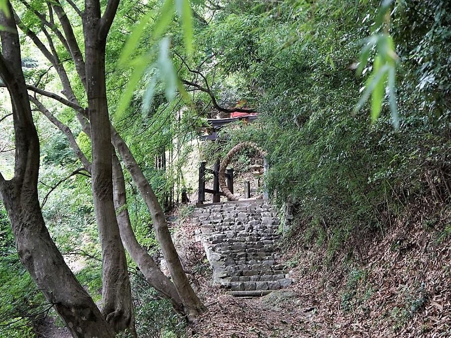 埼玉県飯能市 竹寺