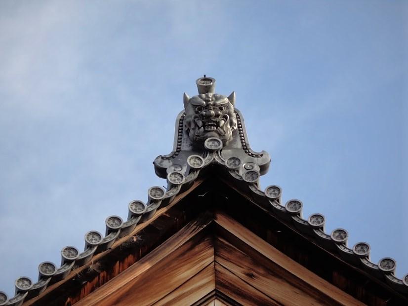 東福寺 鬼