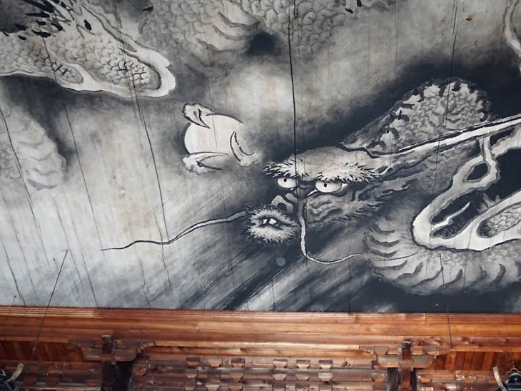 東福寺 龍
