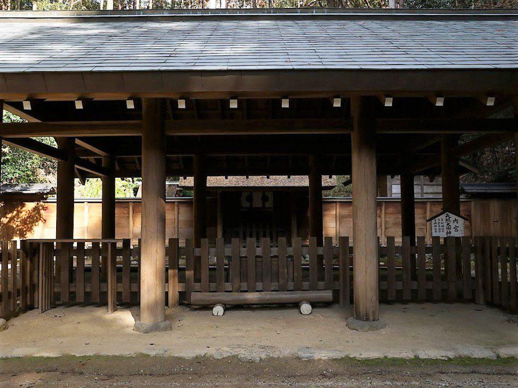 日向神社 内宮