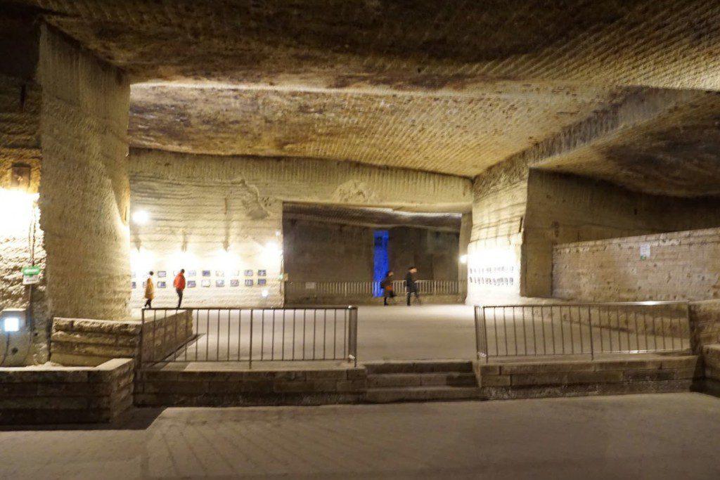 大谷石 洞窟