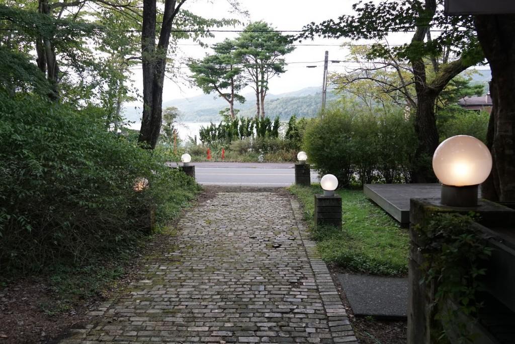 山中湖ペーパームーン