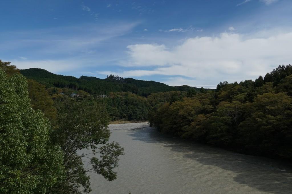 多摩川 軍畑