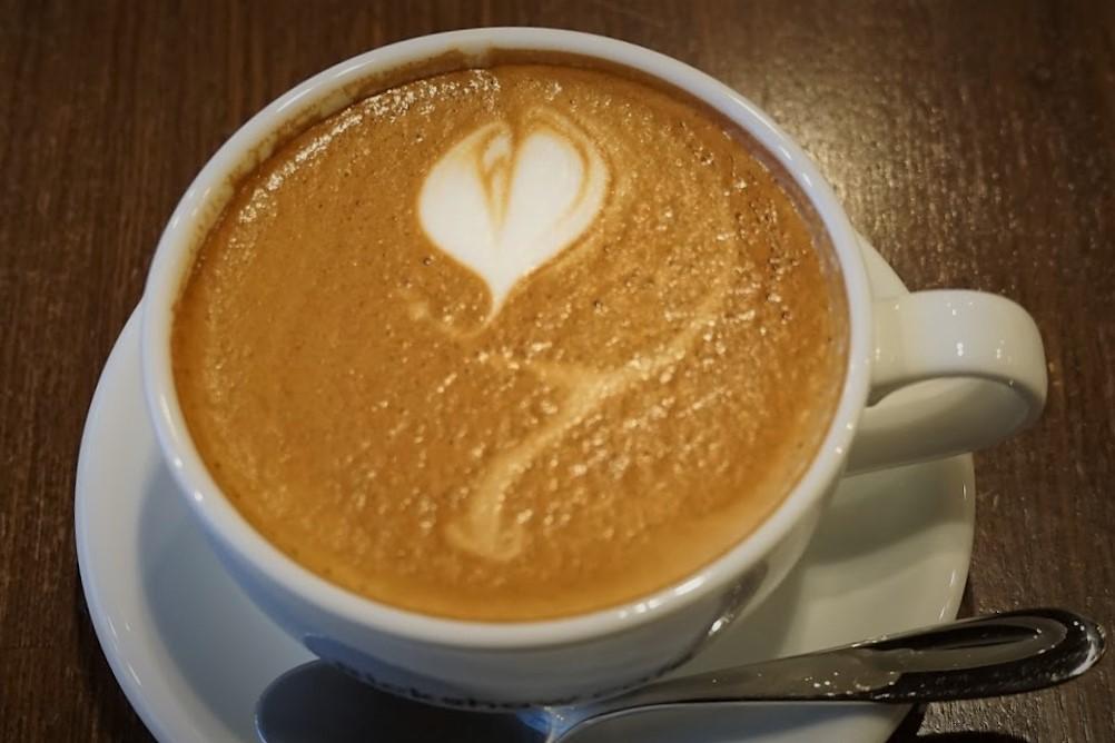 リキシャカフェ カフェオレ